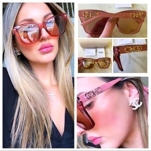 🔥NEW BLOGGERS CHOICE JIMMY CHOO SUNGLASSESS🔥
